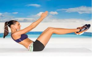 Evde Gobek eritme egzersizleri  göbek eriten Göbek Eriten Hareketler Gobek eritme egzersizleri