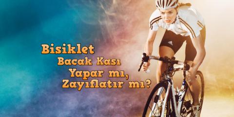 bisiklet sürmek zayıflatır mı