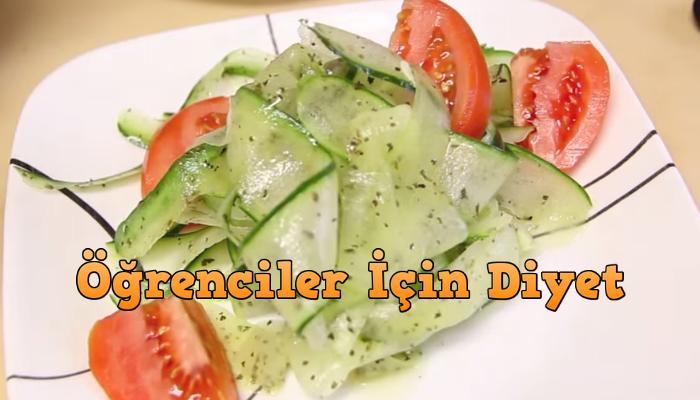 öğrenciler için diyet öğrenci diyeti Öğrenciler İçin Diyet Listesi     renci diyeti