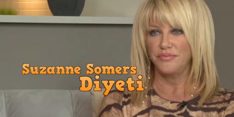 Suzanne Somers Diyet listesi