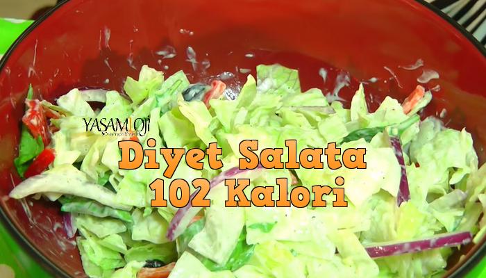 diyet salata