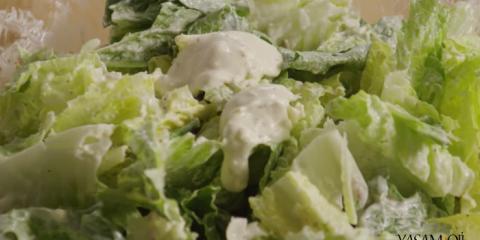 diyet salata sosu tarifi