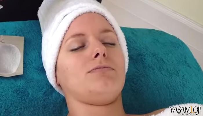 maya cilt yüz maske