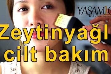 zeytinyağ yüz bakımı nasıl yapılır