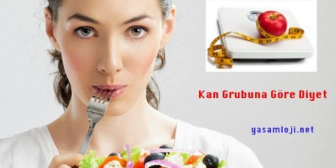 kan grubuna gore diyet