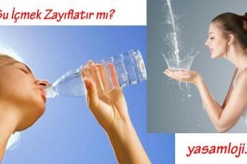 su içmek zayıflama