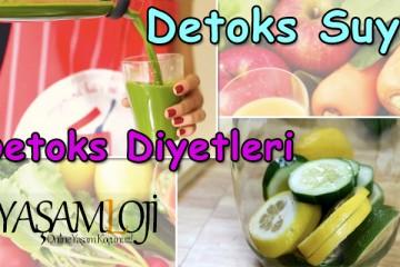detoks suyu diyetleri