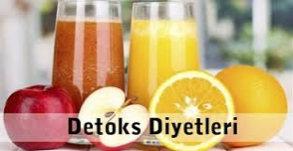 detoks diyetleri  Detoks Diyeti Nedir? detoks diyetleri
