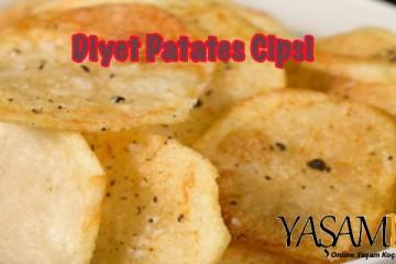 diyet patates cipsi
