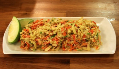 lahana salatası tarifi  Diyet Lahana Salatası lahana salatas   tarifi