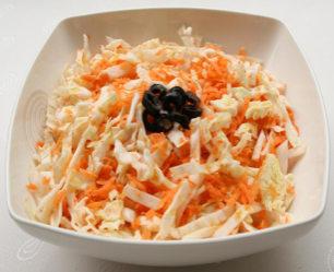 lahana salatası  Diyet Lahana Salatası lahana salatas