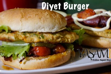 diyet burger tarifi