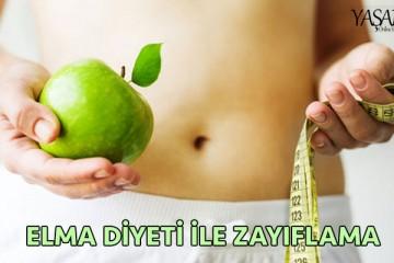 elma diyeti nasıl yapılır zayıflama