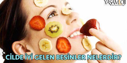 cilde iyi gelen besinler nelerdir